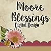 Moore Blessings Digital Design | Digital Scrapbook Design