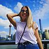 Blondie in China