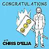 Congratulations with Chris D'Elia