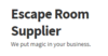 Escape Room Supplier