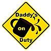 Daddy's on Duty