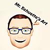 Mr. Schuette 's | ART CLASS