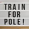 Train for Pole