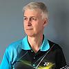 Paul Stewart Advanced Badminton Coach