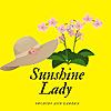 Sunshine Lady's orchids & garden