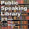 Borrowed Books from the Public Speaking Library - Podcast