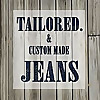 Tailored Jeans.com | Custom Tailored Jeans