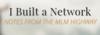 I Built a Network