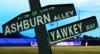 Corner of Ashburn and Yawkey
