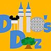 Theme Park Thursday with Dillo's Diz
