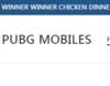 PUBG Mobiles
