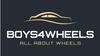 Boys 4 Wheels