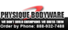 Physique Bodyware Workout and Bodybuilding clothing