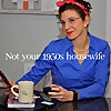 Not your 1950s housewife