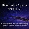 خاطرات یک بایگانی فضایی