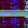 Happy SysAdm